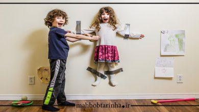 تصویر از شیطنت کردن کودک دلیل بر بیش فعالی نیست
